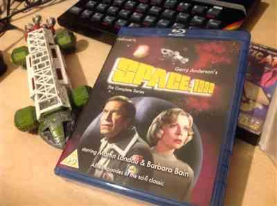 Matthew Dolphin verified customer review of Space: 1999: The Complete Series [Blu-ray](Region B)