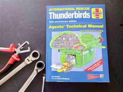 Claus Von Horstig verified customer review of Haynes Thunderbirds Manual