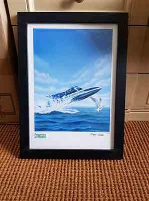 The Gerry Anderson Store Stingray Artist Signed Print (Official & Exclusive] Review