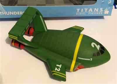 Alan M. verified customer review of Thunderbirds TITANS: 4.5 Thunderbird 2