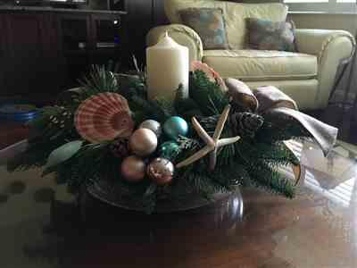 Kathleen Mitchell verified customer review of Nautical Centerpiece