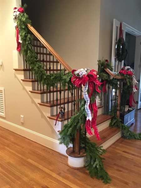 Cathy Garrett verified customer review of Douglas Fir Garland
