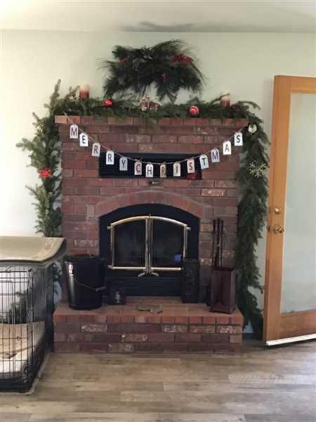 Susan Warkentin verified customer review of Douglas Fir Garland