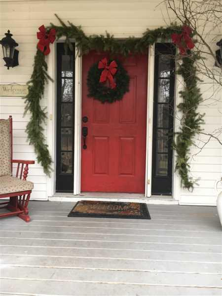 Jaye Levitsky verified customer review of Douglas Fir Garland