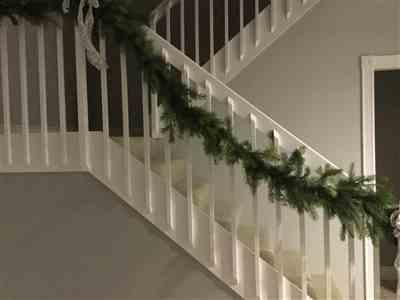 Robin verified customer review of Douglas Fir Garland