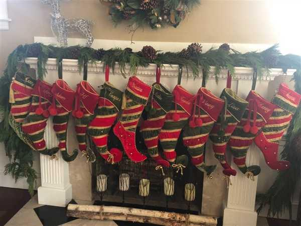 Annmarie Giordano verified customer review of Mixed Garland