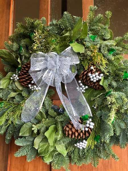 Lynch Creek Wreaths  Silver Deluxe Review