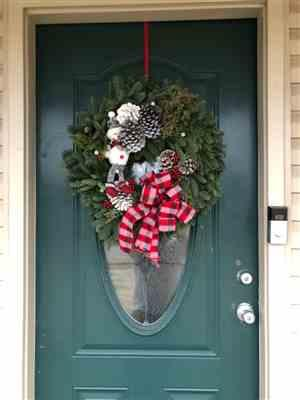 Roger Keenan verified customer review of Crackle White Wreath Lights