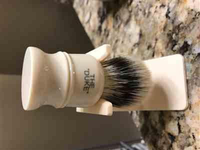 Timothy Hogan verified customer review of Simpson Duke 3 Synthetic Shaving Brush (D3S)