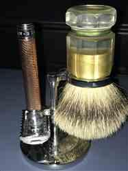 GRANT H. verified customer review of Muhle R41 Double Edge Safety Razor, Open Comb, Rosegold