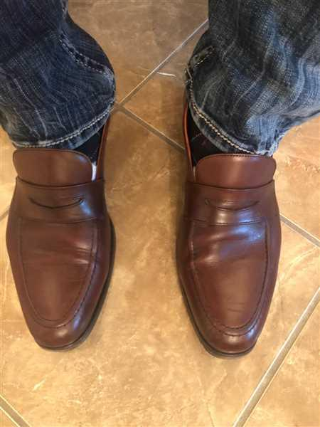 Wolf & Shepherd Ringer Loafer Review
