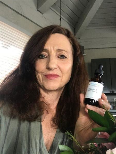 Angelika Koch verified customer review of Vitamin B Thyroid Complex