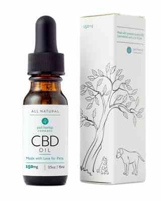 Pet Hemp Company CBD Oil Tinctures for Dogs & Cats Review