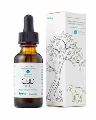 Jan B. verified customer review of Pet Hemp Company Bundle & Save: 3 Medium CBD Pet Tinctures (3 x 300mg)