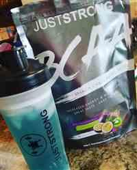 Olivia R. verified customer review of Kiwi & Passionfruit BCAA's by Just Strong
