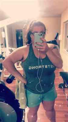 Haley J. verified customer review of Olive Seamless Sculpt Tank