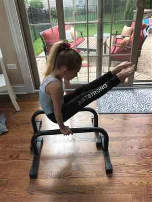 Just Strong Jet Black Just Strong Kids Leggings Review