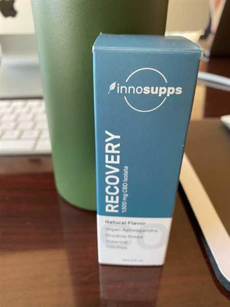 InnoSupps Recovery Review