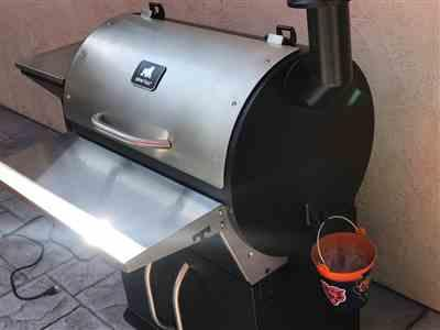 Scott L. verified customer review of Grease Bucket for Grills