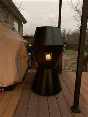 Patrick Nethery verified customer review of Grill Cover for Grilla Grill