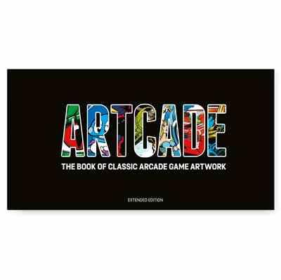 jason w. verified customer review of ARTCADE - The Book of Classic Arcade Game Art (Extended Edition)