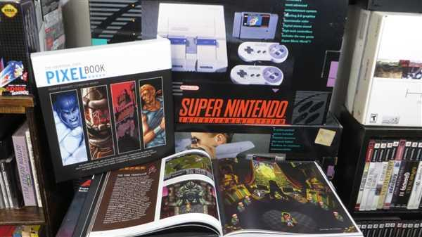 Kevin Nunes verified customer review of The SNES Pixel Book