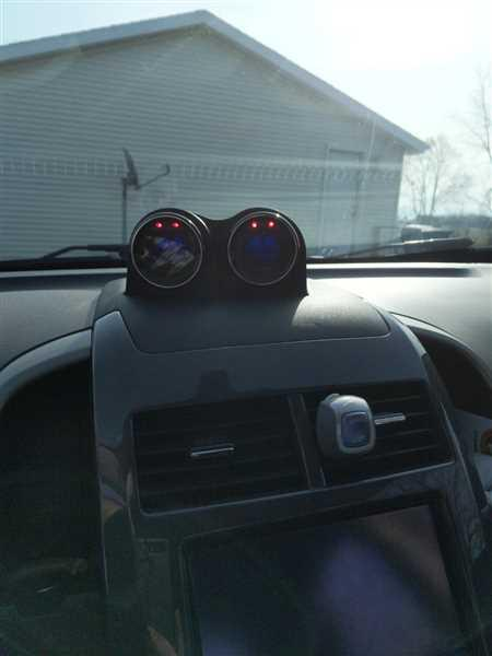ZZPerformance Sonic Dual Gauge Pod Review