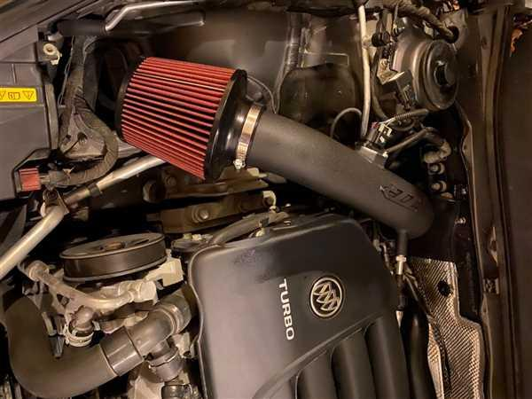 ZZPerformance ZZP LHU Regal High Flow Intake Review