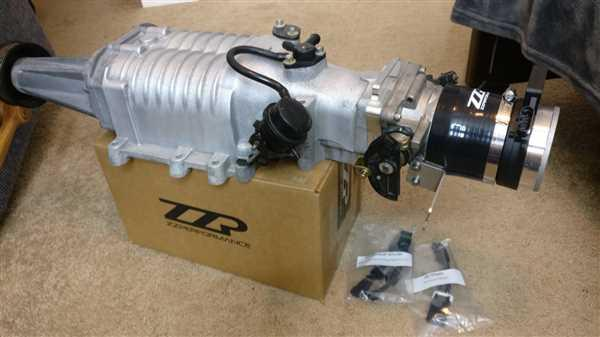 ZZPerformance Used Gen 5 M90 Supercharger Review