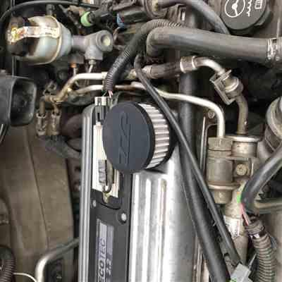 Zac Dwyer verified customer review of Valve Cover Breather