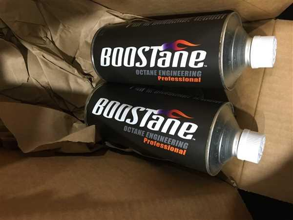 Andrew Awad verified customer review of BOOSTane Professional Racing Octane Booster