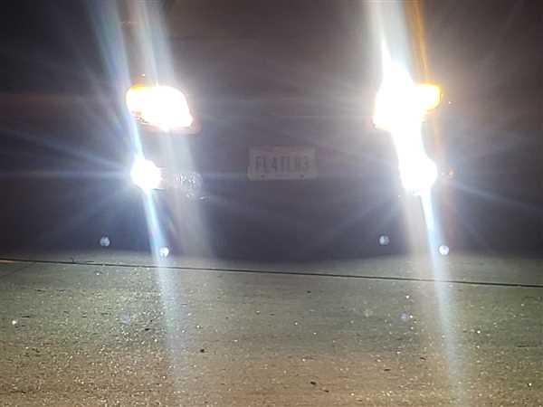 Jeremey Csatlos verified customer review of LED Headlight Conversion Kit