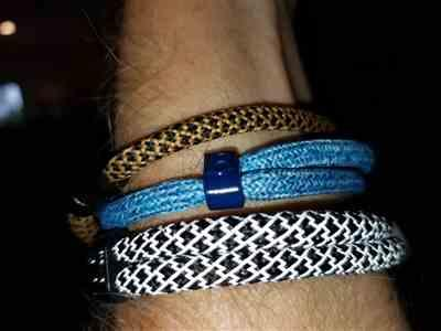 Todd P. verified customer review of Gum Rope Bracelet
