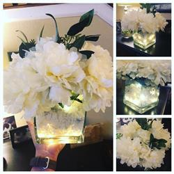 Mallory L. verified customer review of Clear Glass Square Vase - 5 Tall x 5 Wide