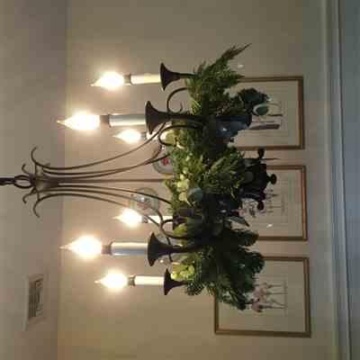Anonymous verified customer review of SALE - Faux Eucalyptus Garland - 6'