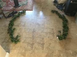 Anonymous verified customer review of Outdoor Artificial Boxwood Garland - 6' Long