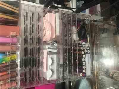 Deandrea Gantt verified customer review of Limited Edition Lash Accessory Box