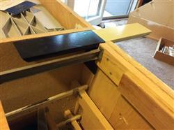 Anonymous verified customer review of T Brace Countertop Support Bracket
