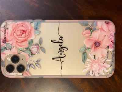 聖燁 賴 verified customer review of Forever Love Rose iPhone 11 Pro Max Frosted Bumper Case