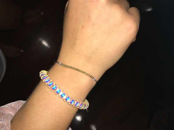 Lucky Feather Birthday Milestone Bracelet - Fun Twenty-One Review