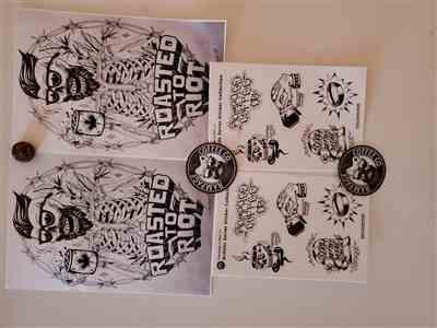 Crystal Burdes verified customer review of Artistic Series Sticker Sheet | Gordie McGill