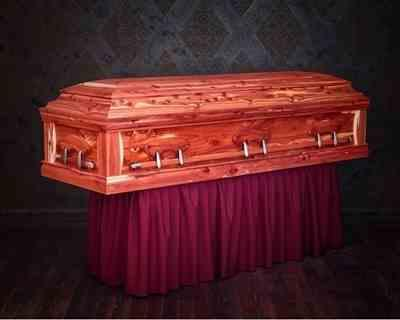 Ron Lee verified customer review of Casket Adjustable Bed
