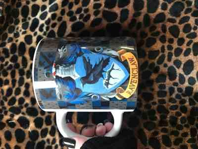 Jennifer F. verified customer review of Ravenclaw Crest and House Colors Giant 20 oz. White Mug