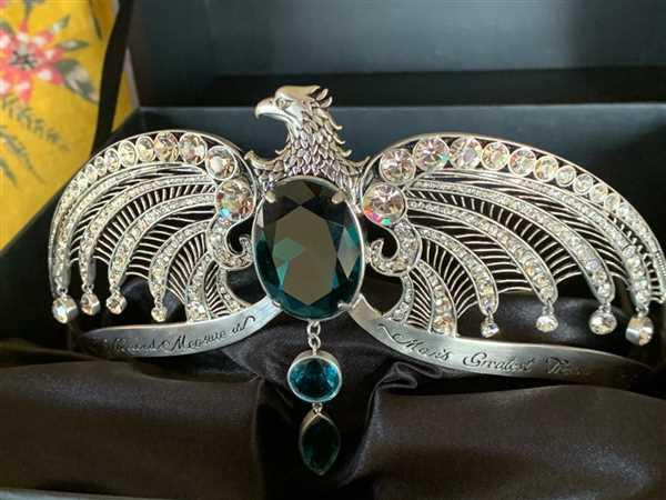 Drew Short verified customer review of The Lost Diadem of Ravenclaw by The Noble Collection