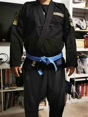 Walid K. verified customer review of ProMAX 550 V2 BJJ Gi