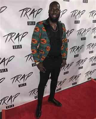 Corey verified customer review of SG Kwesi Tuxedo Blazer – (Quay-see)