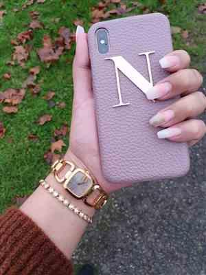 Nafisah Fatimah  verified customer review of Mauve Pink Phone Case (X/XS)