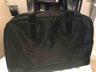 CCTaylor verified customer review of Black Weekender Bag with Back Sleeve