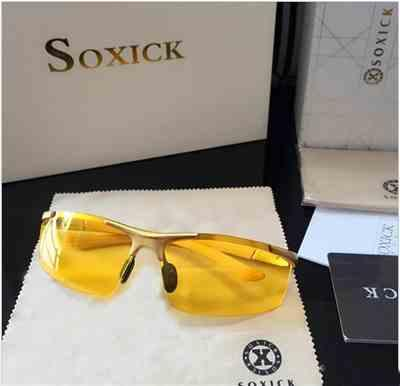 sophie craig verified customer review of SOXICK Unisex Night Vision Glasses-BY