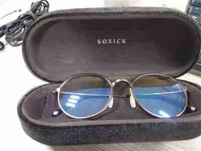 Korissa Daniels verified customer review of Soxick Unisex Anti Blue Light Glasses-E1